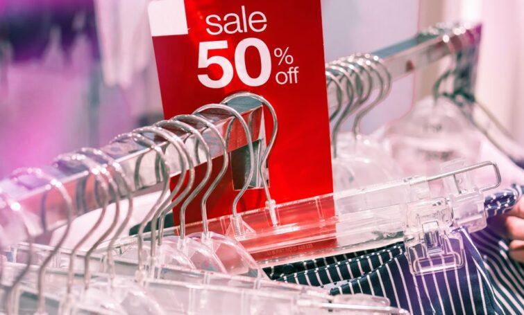 Retail hangers 50% discount